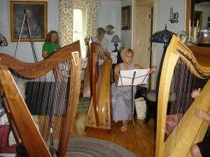 Harp Camp